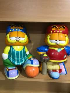 Garfield Coin Bank