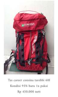 Consina tarebbi career 60 L