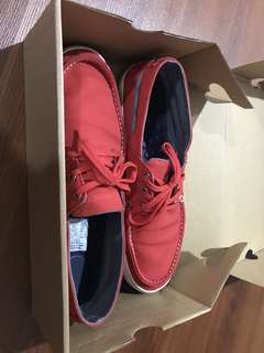 Tretorn Boat Shoes