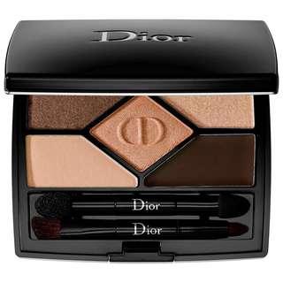 Dior 5 Color Designer 708 Amber Design