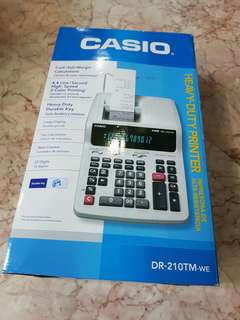 Casio Heavy-Duty Printer