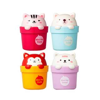 BN Sealed The Face Shop LOVELY MEEX MINI PET PERFUME HAND CREAM