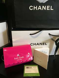 New Authentic Kate Spade Wallet Dompet