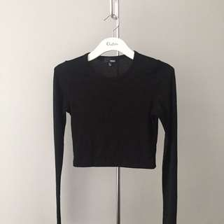 Wilfred Free cropped long sleeve