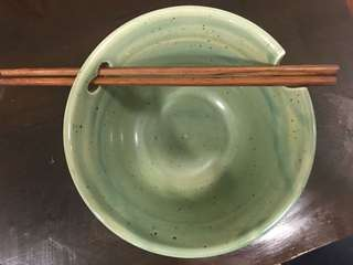Japan Ramen/ udon noodle Clay bowl