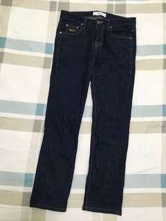 韓國PLAC 牛仔褲