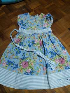 Poney Dress 7-8 years
