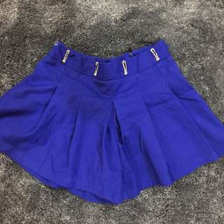 Celana rok biru