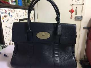 Classic Mulberry Bayswater (90% new) 平時好少用