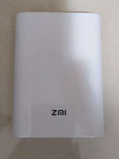 ZMI 紫米 4G路由器 7800mah