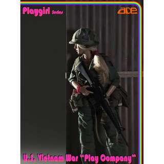 "PRE-ORDER : ACE 13029 - Playgirl Series - U.S. Vietnam War ""Play Company"""