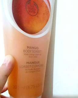 Mango body sorbet The body shop ORIGINAL