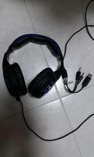 Sades Gaming Headset SA-718
