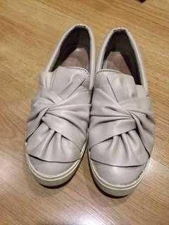 Stradivarius slip on shoes