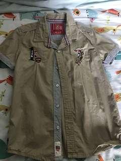 Polo - Beige Shirt