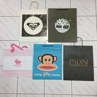 Large Size Paperbags