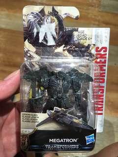 Transformers TLK Megatron Legion Class Toy
