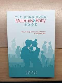The HONG Kong maternity & baby book