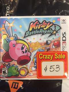Kirby Planet: Battle Royale