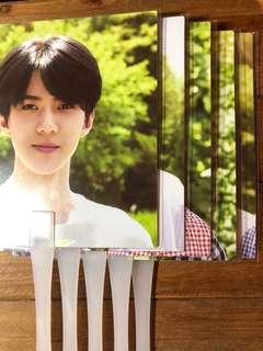EXO Nature Republic Fan
