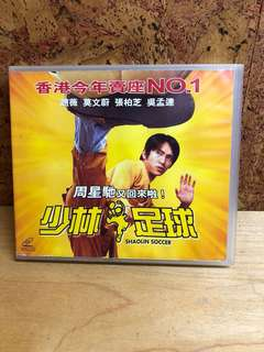 🚚 少林足球DVD