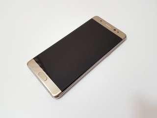 Samsung Galaxy Note FE (Gold)