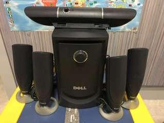 Dell MMS5650 5.1 Surround Sound Speaker
