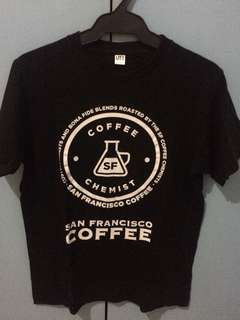 Uniqlo shirt - UT San Francisco Coffee