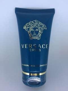 Versace shower gel