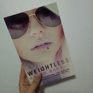Weightless by Sarah Bannan