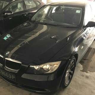 BMW 320 2.0(A) 2008