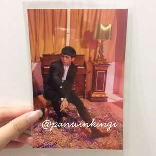 WTS Wanna One OFFICIAL MD Ong Seong Woo photo