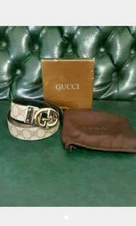 Belt Gucci ... Ori second