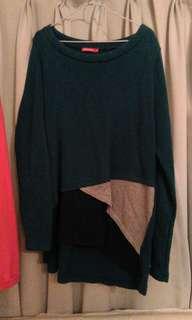 Mamaway哺乳衣(衣服有起毛球)