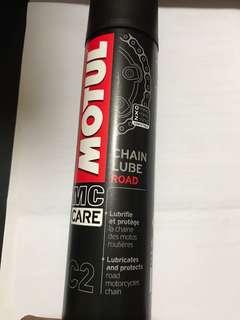 400ml chain lube motul road motorbike motorcycle lubricant