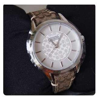 jam tangan coach authentic