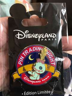 Disney Pin Scrump