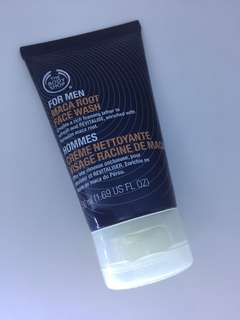 The Body Shop Men Face Wash