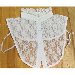 Lace Fake collar