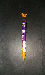 日本Disney Halloween Mickey 鉛芯筆