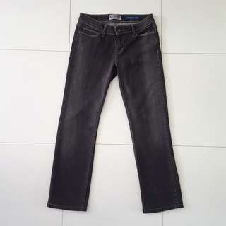 Denizen women's jeans (black)