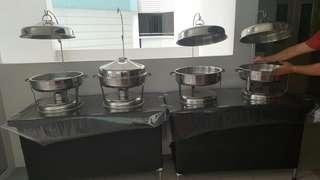 Rental buffet sets