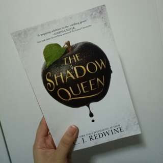 The Shadow Queen by C.J Redwine