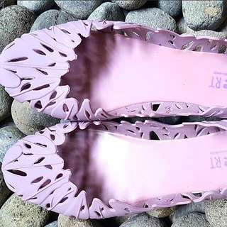 Jelly Flat Shoes TLTSN