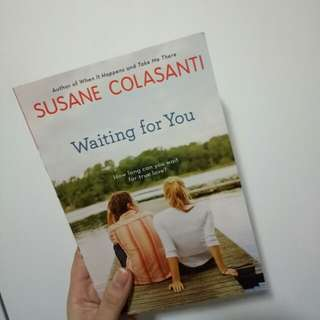Waiting for You by Susane Cosalanti