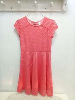 Laced Dress - 100 Only
