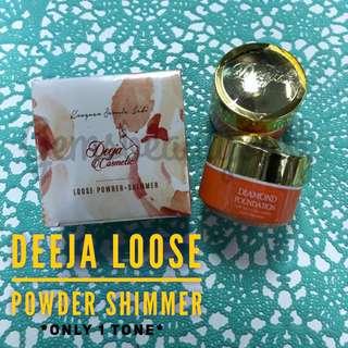 Deeja Diamond Foundation - Deeja Loose Powder
