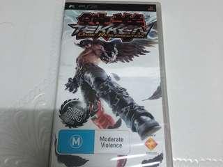 Sony PSP: Tekken Dark Resurrection