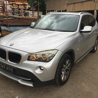 BMW X1 2010 SUPER CUN CONDTION