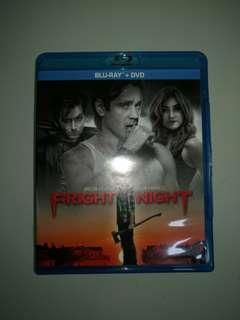 Fright Night Blu Ray